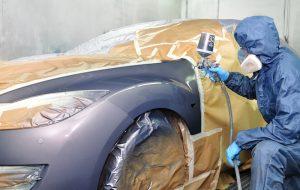 Bethpage auto body paint shop