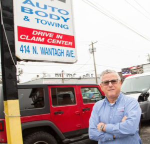 Auto body and collision experts