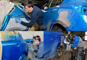 bethpage collision repair shop