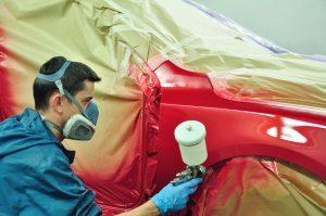 auto body painting