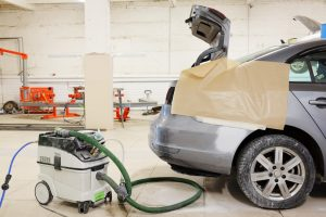 Automotive body shop in Nassau County