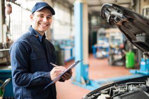 Auto body shop repair